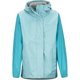 Marmot PreCip Eco Jacket Jenter Aquarelle/Blue Tile